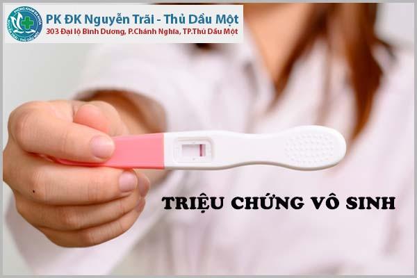 Dấu hiệu, triệu chứng vô sinh ở nữ giới biểu hiện ra sao?