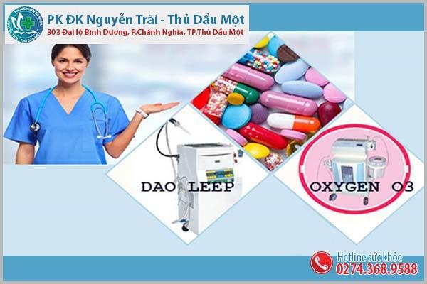 Phương pháp hỗ trợ điều trị tình trạng đau bụng dưới