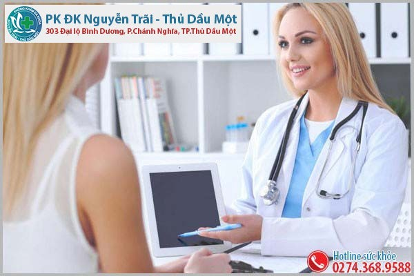 Đa Khoa Nguyễn Trãi - Thủ Dầu Một nơi có kỹ thuật vá màng trinh hiện đại