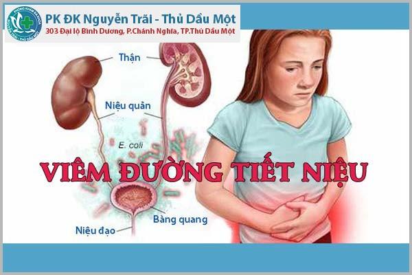 Viêm đường tiết niệu ở phụ nữ nguy hiểm ngầm - hậu quả lớn