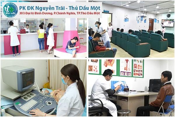 Đa Khoa Nguyễn Trãi - Thủ Dầu Một hỗ trợ trị ngứa rát vùng kín hiệu quả