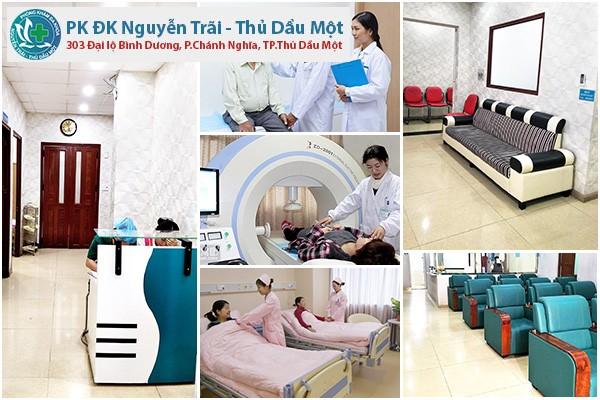 Hỗ trợ trị viêm cổ tử cung hiệu quả tại Đa Khoa Nguyễn Trãi - Thủ Dầu Một