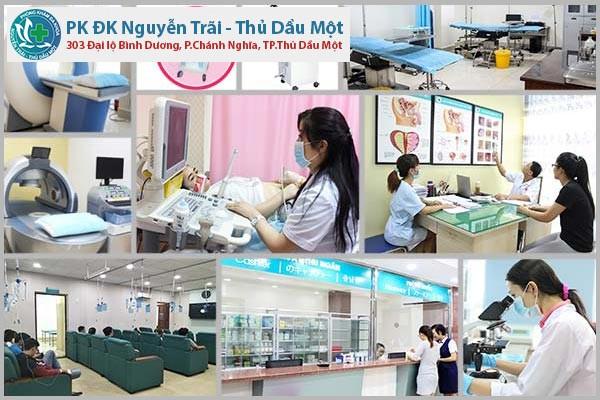 Đa Khoa Thủ Dầu Một hỗ trợ trị viêm nhiễm phụ khoa uy tín