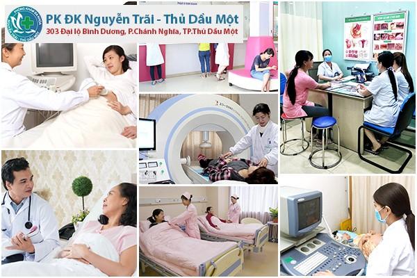 Đa Khoa Nguyễn Trãi - Thủ Dầu Một chữa ngứa âm hộ uy tín tại Bình Dương