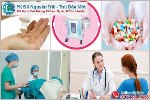 Phương pháp hỗ trợ điều trị ngứa vùng kín tại Đa Khoa Nguyễn Trãi - Thủ Dầu Một