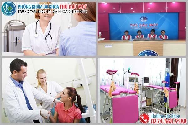 Đa Khoa Nguyễn Trãi - Thủ Dầu Một hỗ trợ chữa kinh nguyệt màu đen chất lượng